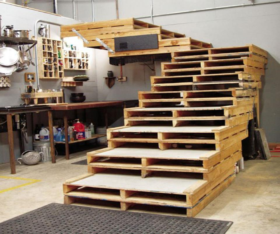 Wooden Pallet Stairs Ideas: Android Apps On Google Play