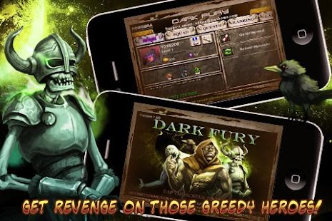 Dark Fury - screenshot thumbnail