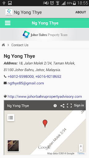 【免費商業App】Johorbahrupropertyadvisory.com-APP點子