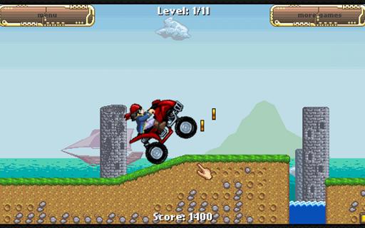 海盜越野賽 - 賽車遊戲