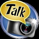 Photo talks: speech bubbles
