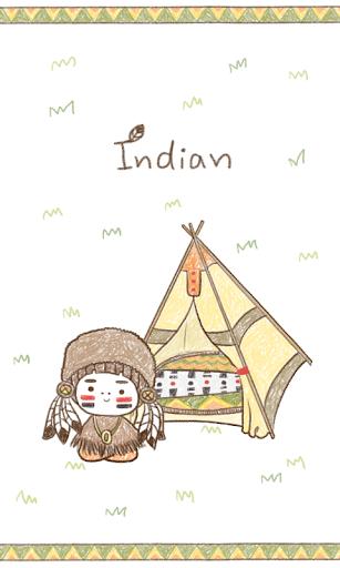 Kogumong indian go sms theme