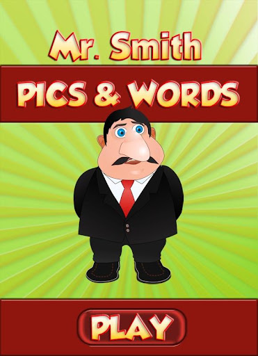 Mr. Smith Pic Words