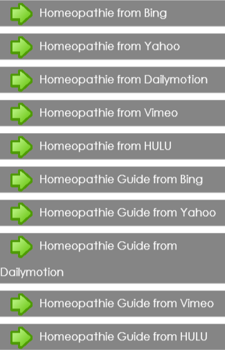Homeopathie Guide