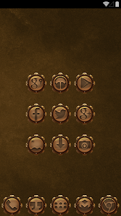 Icon Pack - Steampunk - screenshot thumbnail