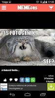 Screenshot of Animated GIF & Funny Pics