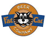 Logo for Fat Cat Beer Company