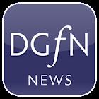 DGfN  News icon