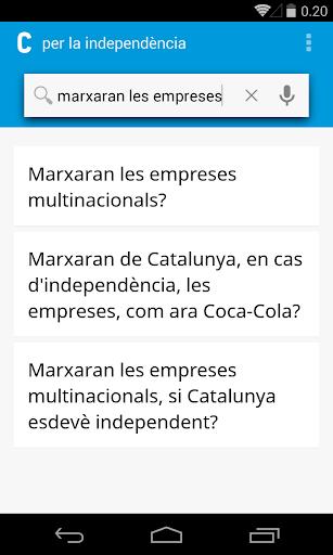 Consultori independència