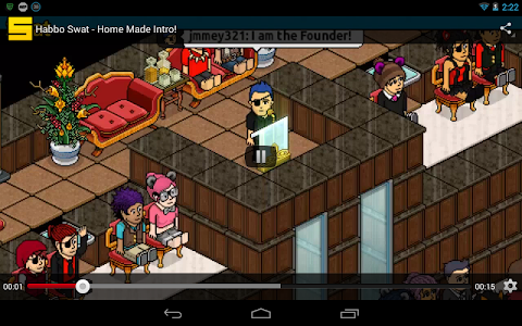 Habbo Swat Mobile screenshot 8