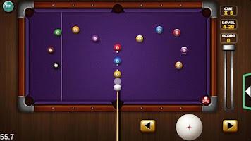 Screenshot of Pocket Pool Pro