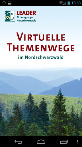 Virtuelle Themenwege