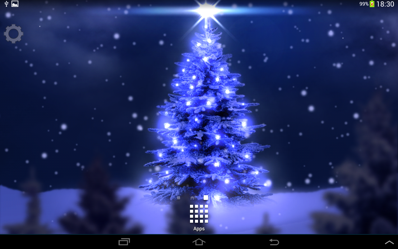 Beautiful christmas snow pictures the snow on christmas day in - Christmas Snowfall 2016 Screenshot