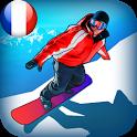 Planche A Neige Virtuelle 3D icon