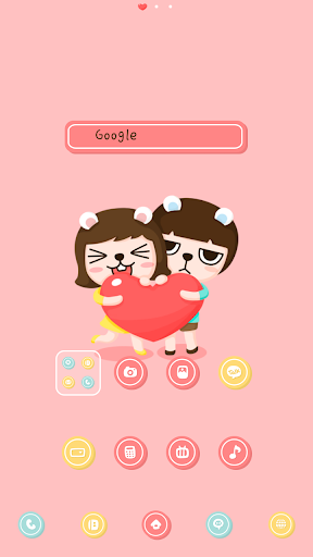 Pooky dodol launcher theme
