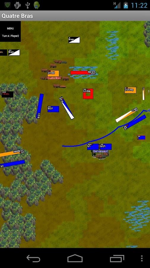 Napoleonics: Quatre Bras - screenshot