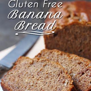Gluten Free Banana Bread (Dairy Free and Vegan) Recipe