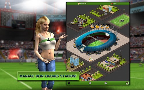 Fussballcup- screenshot thumbnail