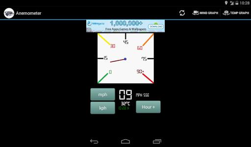 【免費天氣App】Anemometer-APP點子