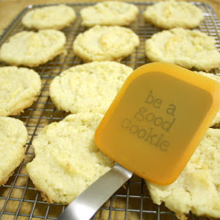 Coconut Cookies (for Kids' Cancer)