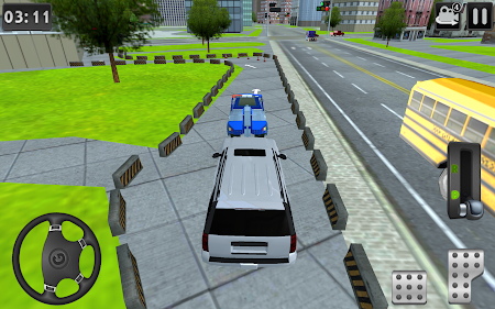 3D Tow Truck Parking Simulator 2.1 screenshot 132363