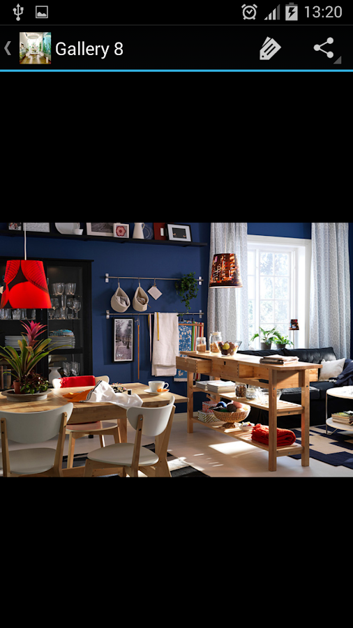 Dining room decorating ideas android apps on google play for Room design app using photos