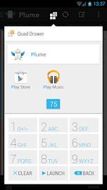 Quad Drawer, quick app drawer Screenshot 6