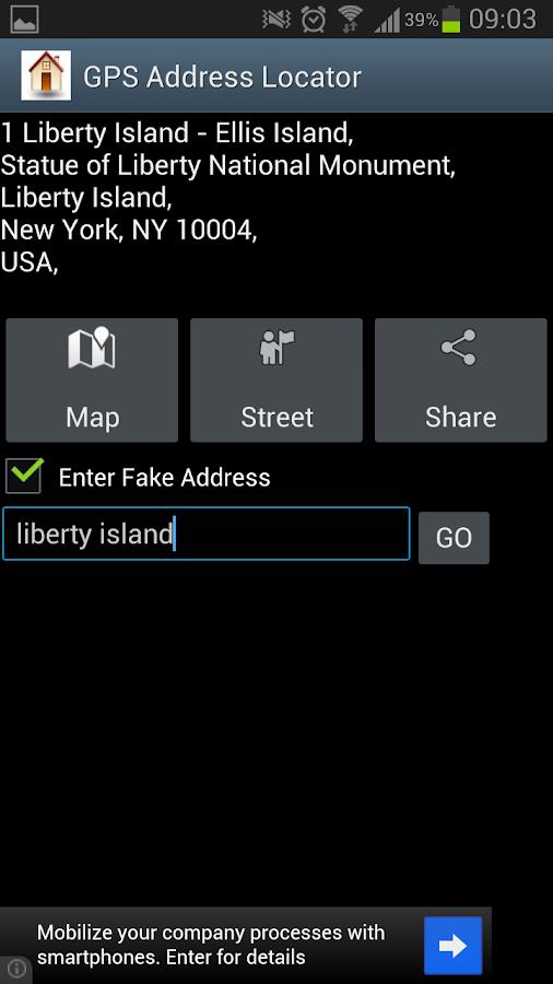 Gps Address Locator : Gps address locator android apps on google play