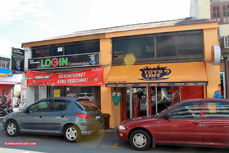 Toys Cafe @ Toys Café - Malaysia Food & Restaurant Reviews