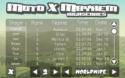Moto X Mayhem Screenshot 7