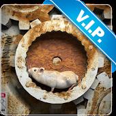 Hamster gears live wallpaper