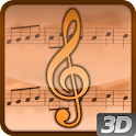 Living Music 3D Live Wallpaper