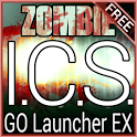 Zombie ICS GO Launcher Theme icon
