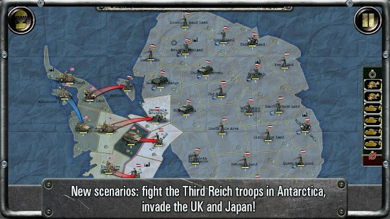 Strategy & Tactics:USSR vs USA Screenshot 19
