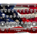 Keyboard Theme Shield Flag icon