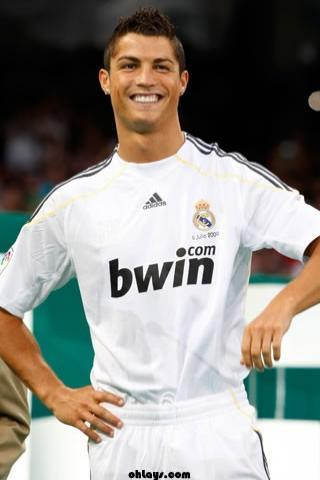 Cristiano Ronaldo - screenshot