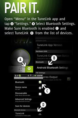 TuneLink Auto- screenshot