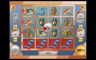 Screenshot of Slot Adventure Atlantis