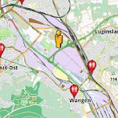 Stuttgart Amenities Map (free)