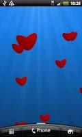 Screenshot of Hearts UP! 3D Valentine's LW