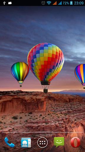 Hot Air Balloon Free