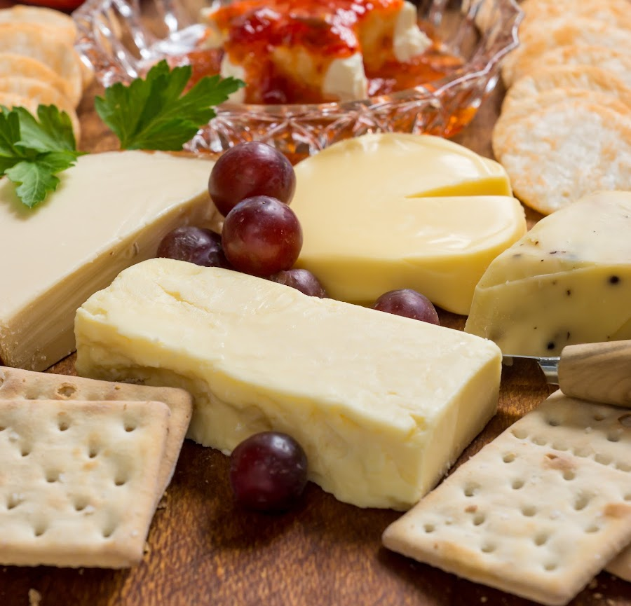 Nibbles.. by Sandra Pyke - Food & Drink Meats & Cheeses ( nibbles, platter, sanlee, grapes, cheese,  )