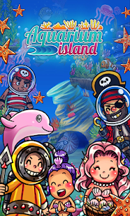 Ocean Aquarium Pocket Island- screenshot thumbnail