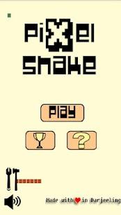 Pixel Snake screenshot