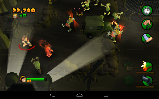 Burn Zombie Burn THD v1.0.8 APK