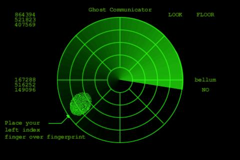 Ghost Communicator  FREE Radar - screenshot