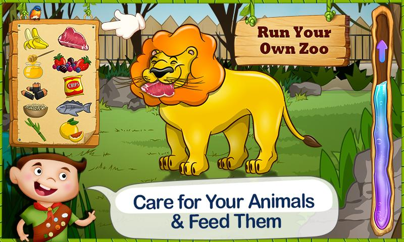 Zoo Keeper - Care For Animals (Android) reviews at Android
