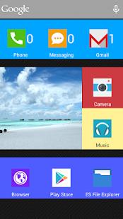 SquareHome.Phone (Launcher) - screenshot thumbnail