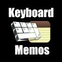 Keyboard Memos logo
