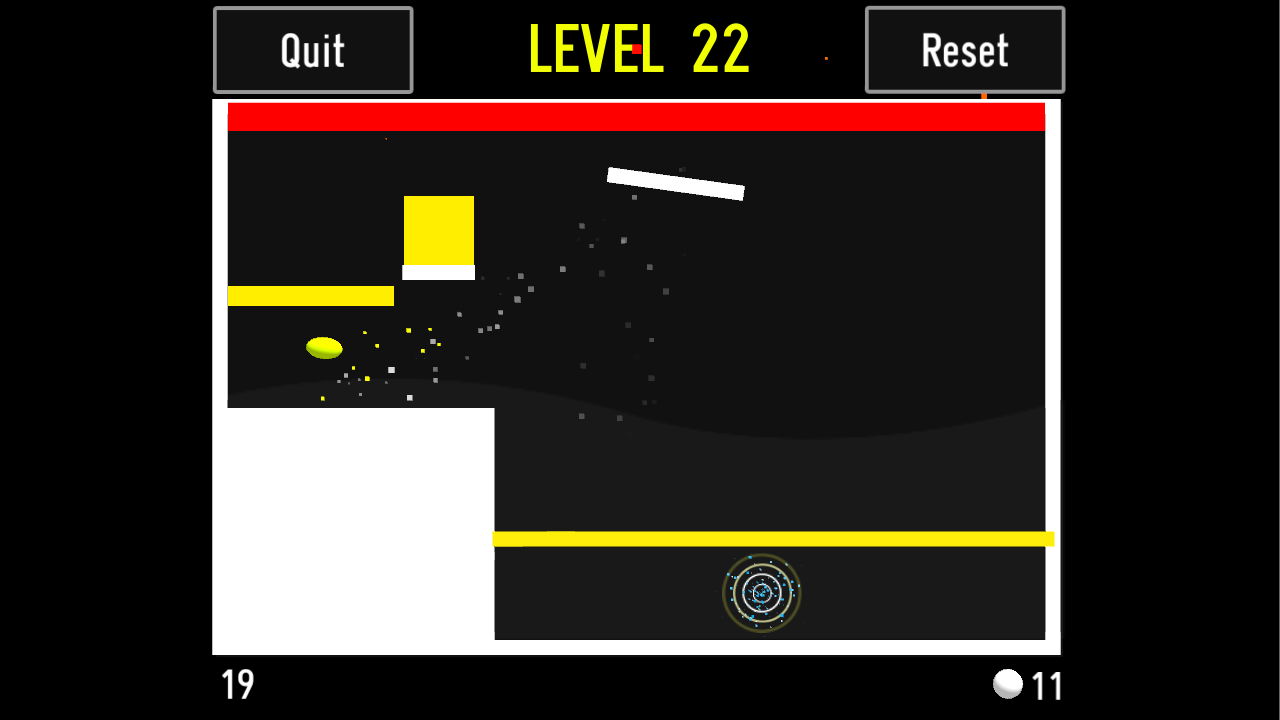 MACROBALL DEMO- screenshot